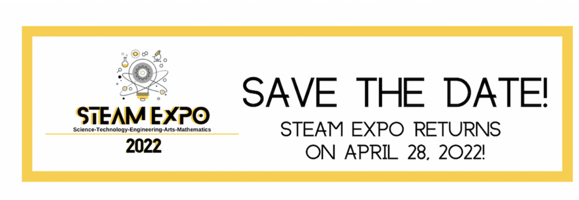 STEAM Expo Save The Date